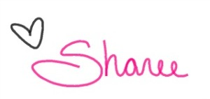 Sharee Signature